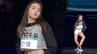 Young Talented Girl Han Byul's Captivating Dance!!!