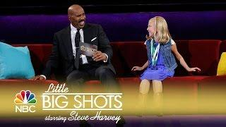 Little Big Shots - Surprise Animal Caller (Episode Highlight)